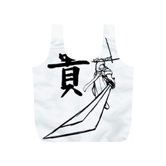 A Swordsman s Honor Reusable Bag (s) by Viewtifuldrew