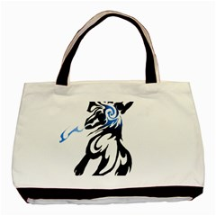 Alpha Dog Classic Tote Bag by Viewtifuldrew