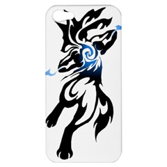Alpha Dog Apple Iphone 5 Hardshell Case by Viewtifuldrew