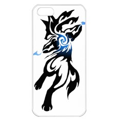 Alpha Dog Apple Iphone 5 Seamless Case (white) by Viewtifuldrew