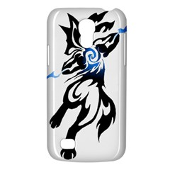 Alpha Dog Samsung Galaxy S4 Mini (gt I9190) Hardshell Case  by Viewtifuldrew
