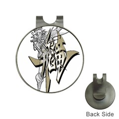 The Flying Dragon Hat Clip With Golf Ball Marker