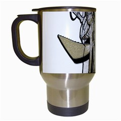 The Flying Dragon Travel Mug (white)