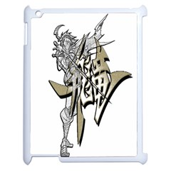 The Flying Dragon Apple Ipad 2 Case (white) by Viewtifuldrew