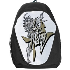 The Flying Dragon Backpack Bag