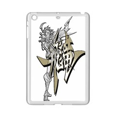 The Flying Dragon Apple Ipad Mini 2 Case (white) by Viewtifuldrew