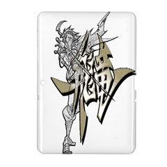 The Flying Dragon Samsung Galaxy Tab 2 (10 1 ) P5100 Hardshell Case  by Viewtifuldrew