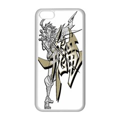 The Flying Dragon Apple Iphone 5c Seamless Case (white)
