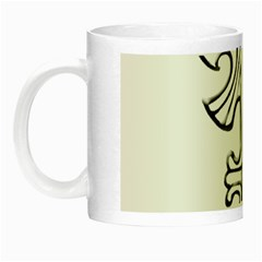 Maybe I m A Lion Glow In The Dark Mug by Viewtifuldrew