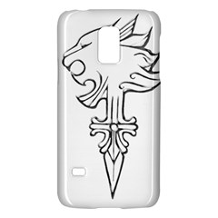 Maybe I m A Lion Samsung Galaxy S5 Mini Hardshell Case  by Viewtifuldrew