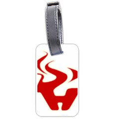 Fever Time Luggage Tag (two Sides) by Viewtifuldrew