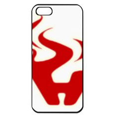 Fever Time Apple Iphone 5 Seamless Case (black) by Viewtifuldrew