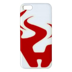 Fever Time Iphone 5s Premium Hardshell Case by Viewtifuldrew