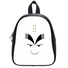 Purvy Monk School Bag (small) by Viewtifuldrew