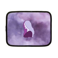 Profile Of Pain Netbook Sleeve (small) by FunWithFibro