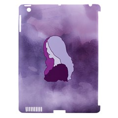 Profile Of Pain Apple Ipad 3/4 Hardshell Case (compatible With Smart Cover) by FunWithFibro