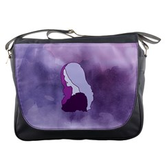 Profile Of Pain Messenger Bag by FunWithFibro
