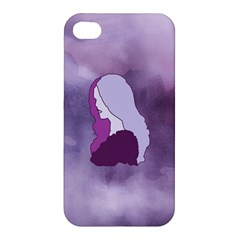 Profile Of Pain Apple Iphone 4/4s Premium Hardshell Case by FunWithFibro