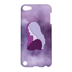 Profile Of Pain Apple Ipod Touch 5 Hardshell Case by FunWithFibro