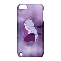 Profile Of Pain Apple Ipod Touch 5 Hardshell Case With Stand by FunWithFibro