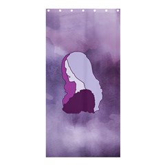 Profile Of Pain Shower Curtain 36  X 72  (stall) by FunWithFibro