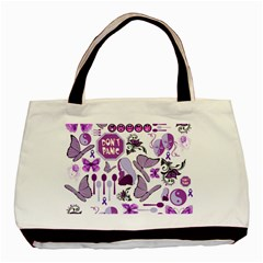 Fms Mash Up Classic Tote Bag by FunWithFibro