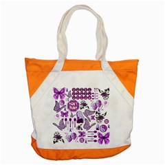 Fms Mash Up Accent Tote Bag by FunWithFibro