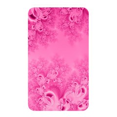 Soft Pink Frost Of Morning Fractal Memory Card Reader (rectangular) by Artist4God