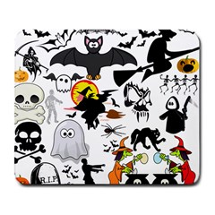 Halloween Mashup Large Mouse Pad (rectangle) by StuffOrSomething
