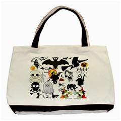 Halloween Mashup Classic Tote Bag by StuffOrSomething
