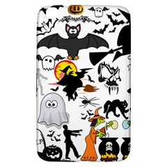 Halloween Mashup Samsung Galaxy Tab 3 (8 ) T3100 Hardshell Case  by StuffOrSomething