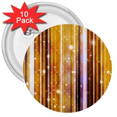 Luxury Party Dreams Futuristic Abstract Design 3  Button (10 Pack) by dflcprints