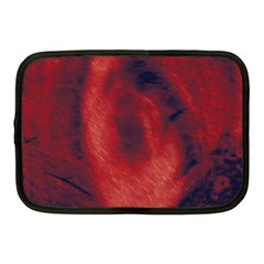 Blood Waterfall Netbook Sleeve (medium)