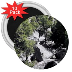 Yosemite National Park 3  Magnet (10 Pack) by LokisStuffnMore