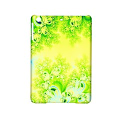 Sunny Spring Frost Fractal Apple Ipad Mini 2 Hardshell Case by Artist4God