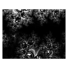 Midnight Frost Fractal Jigsaw Puzzle (rectangle) by Artist4God