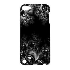 Midnight Frost Fractal Apple Ipod Touch 5 Hardshell Case by Artist4God