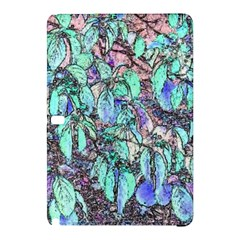 Colored Pencil Tree Leaves Drawing Samsung Galaxy Tab Pro 12 2 Hardshell Case by LokisStuffnMore