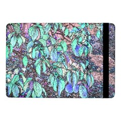 Colored Pencil Tree Leaves Drawing Samsung Galaxy Tab Pro 10 1  Flip Case by LokisStuffnMore