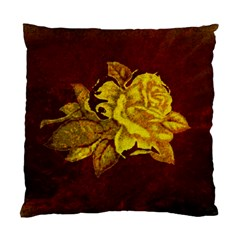 Rose Cushion Case (two Sided)