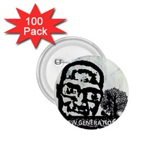 m.g firetested 1.75  Button (100 pack)