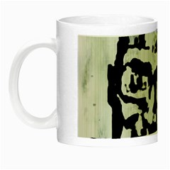 M G Firetested Glow In The Dark Mug by holyhiphopglobalshop1