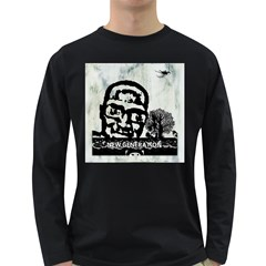 M G Firetested Men s Long Sleeve T Shirt (dark Colored) by holyhiphopglobalshop1