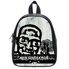 M G Firetested School Bag (small) by holyhiphopglobalshop1