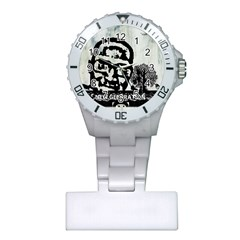 M G Firetested Nurses Watch by holyhiphopglobalshop1