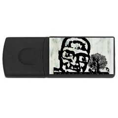 M G Firetested 4gb Usb Flash Drive (rectangle) by holyhiphopglobalshop1