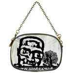 m.g firetested Chain Purse (One Side) Front