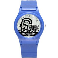 M G Firetested Plastic Sport Watch (small) by holyhiphopglobalshop1