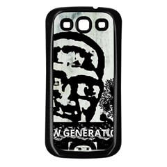 M G Firetested Samsung Galaxy S3 Back Case (black) by holyhiphopglobalshop1