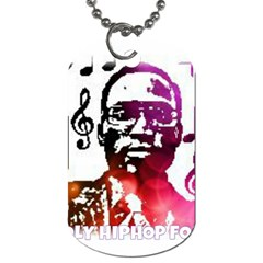 Iamholyhiphopforever 11 Yea Mgclothingstore2 Jpg Dog Tag (two Sided)  by christianhiphopWarclothe